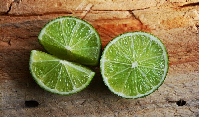 picture of lime fruit