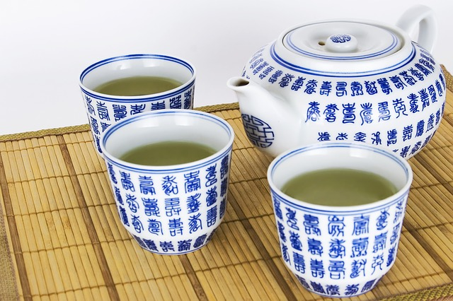 picture of cups of tea