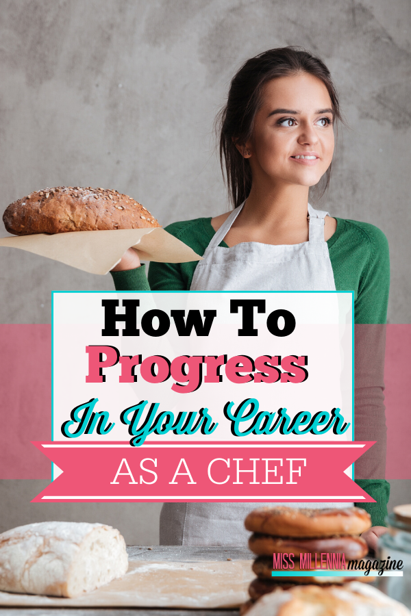 How To Progress In Your Career As A Chef