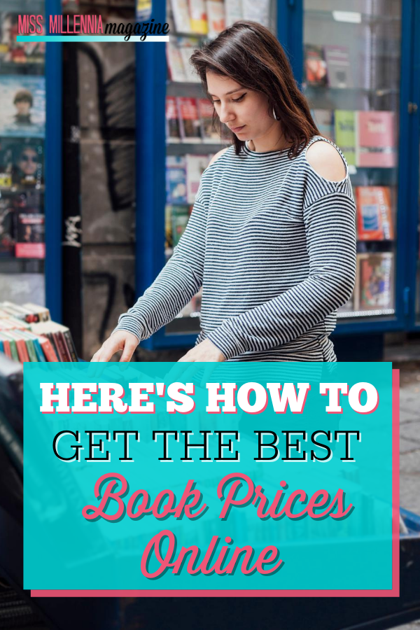 Here's How To Get The Best Book Prices Online