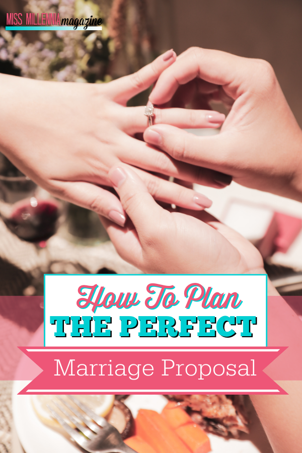 How To Plan The Perfect Marriage Proposal