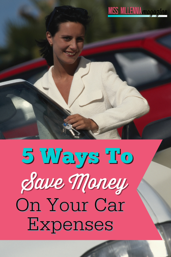 5 Ways To Save Money On Your Car Expenses