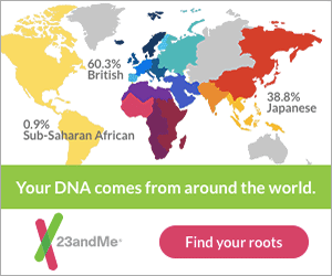 23andMe - Travel gifts
