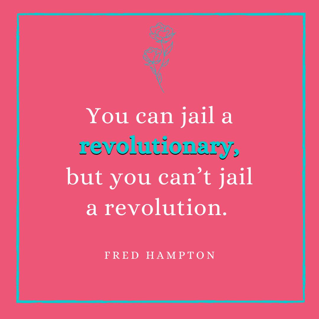 Fred Hampton quote