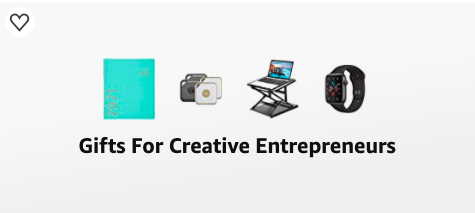 gifts for creative entrepreneurs amazon list