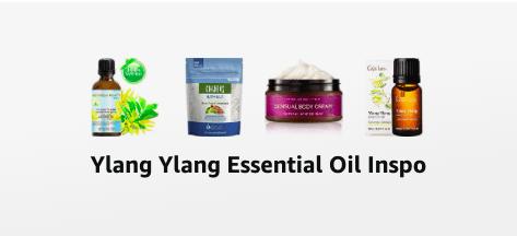 Ylang Ylang essential oil inspo