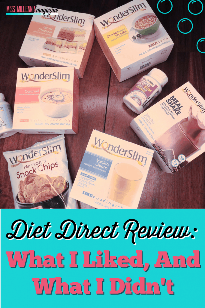 Diet Direct Review: What I Liked, And What I Didn't