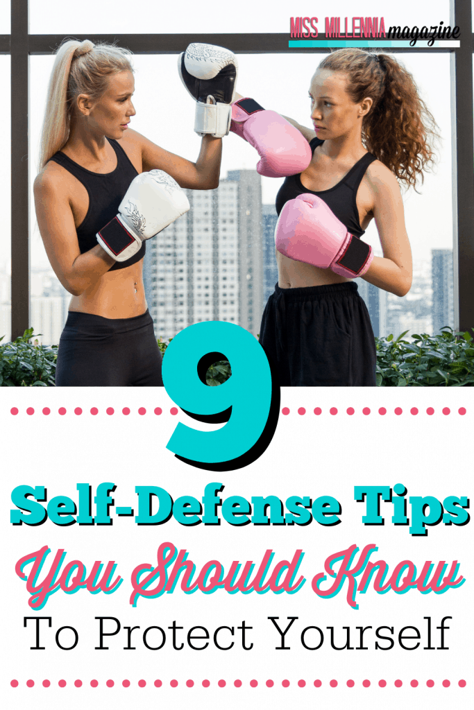9 Self-Defense Tips You Should Know To Protect Yourself