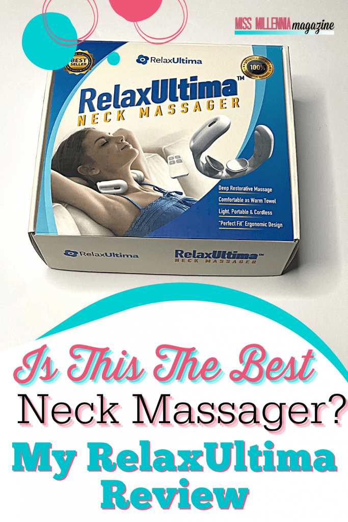 Is This The Best Neck Massager?My RelaxUltima Review