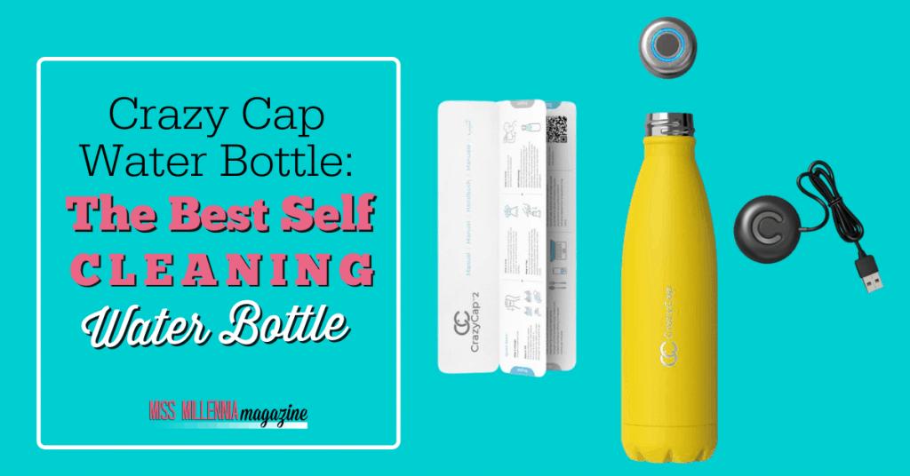 Crazy Cap Water Bottle
