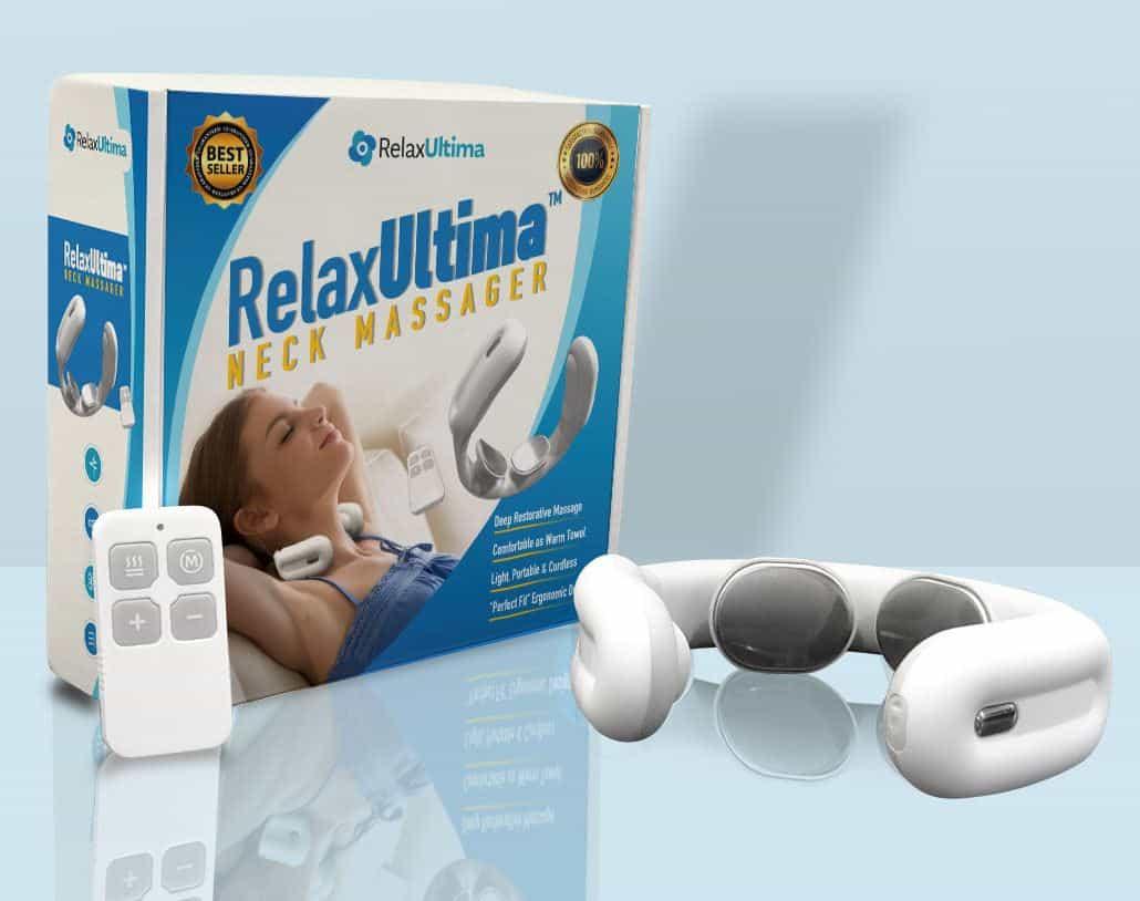 RelaxUltima Neck Massager