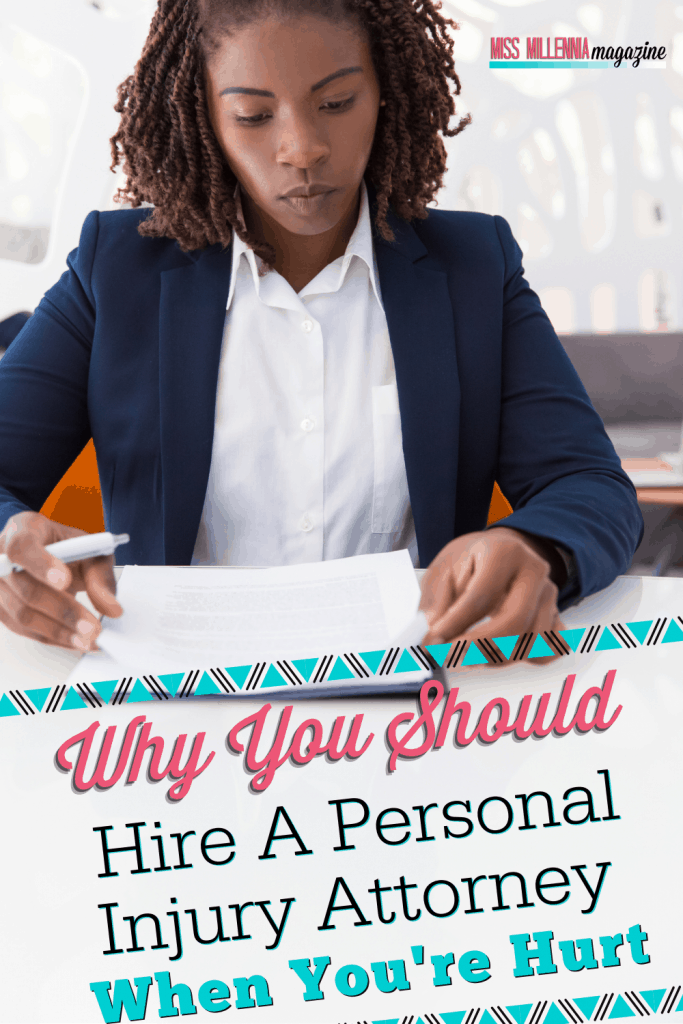 Why You Should Hire a Personal Injury Attorney When You're Hurt