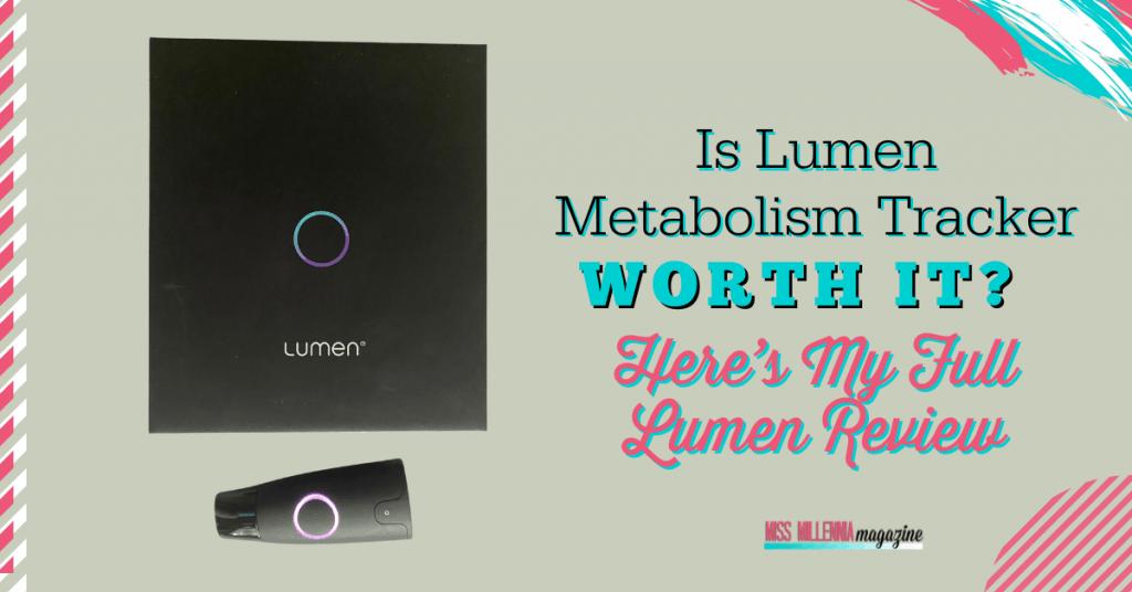 Is Lumen Metabolism Tracker Worth It? Here's My Full Lumen Review