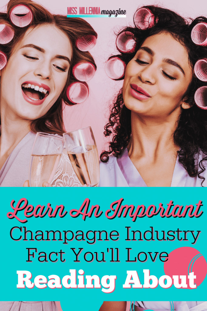 Learn An Important Champagne Industry Fact You'll Love Reading About