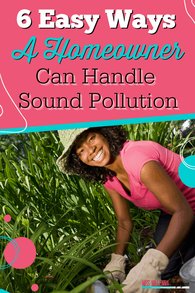 6 Easy Ways A Homeowner Can Handle Sound Pollution