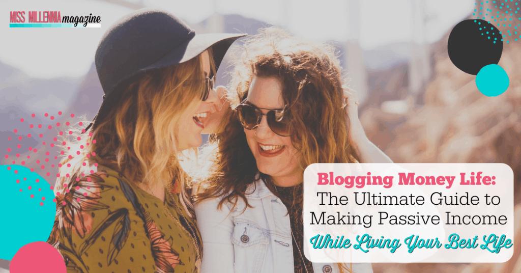 start a blog and make money online.