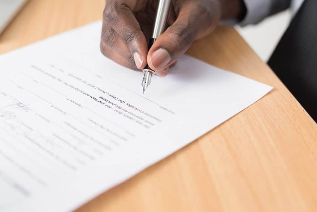Brand partnership agreement
