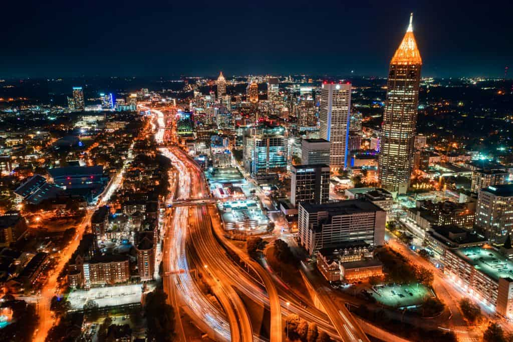 Atlanta best cities to buy a house now