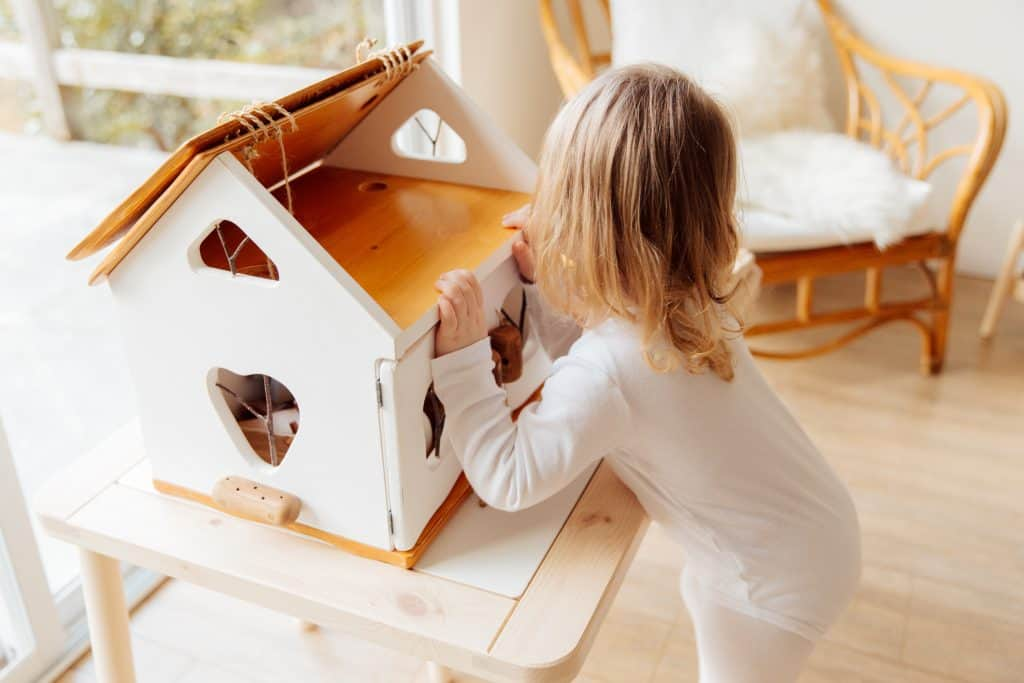 play house gift ideas for girls